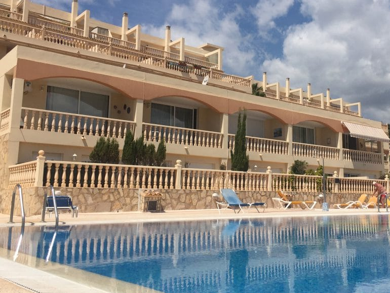 exemple appartement calpe 105k chasseur immobilier costa blanca espagne