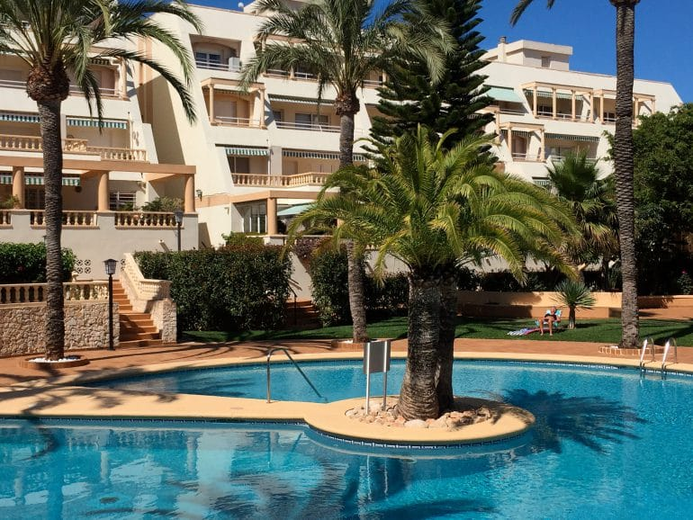 exemple appartement javea bahia arenal 218k chasseur immobilier costa blanca espagne